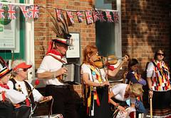 IMG_8108_2592x1728 (Graham Ó Síodhacháin) Tags: tenterdenfolkfestival 2012 tenterden folk festival morrisdancers cocothebutterfields creativecommons