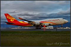 B-2432 Yangtzee River Airlines (Bob Garrard) Tags: b2432 yangtzee river airlines boeing 747 anc panc