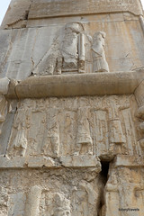 005 Hundred Column Hall (Sedsetoon), Southern Doorway, Persepolis (3).JPG (tobeytravels) Tags: artaxerxes xerxes ahurmazda alexanderthegreat