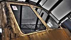 Class 108 DMU Car. (ManOfYorkshire) Tags: m51562 dmu dmc car coach cab reserve national railway train museum york yorkshire england uk gb britishrail railblue class108 derby overhead flash sticker