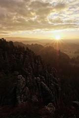 Sonnenaufgang (lebastian) Tags: panasonic dmcgx8 olympus m1240mm f28 sonnenaufgang sunrise elbsandsteingebirge sachsen saxony mountain berge felsen