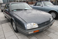 Citroen CX 25 TRD Turbo 2 (1987) (Mc Steff) Tags: citroen cx 25 trd turbo 2 1987 retroclassicsstuttgart2018
