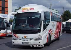 Bus Eireann SP93 (07D83512). (Fred Dean Jnr) Tags: buseireann galway june2010 scania irizar galwaybusstation pb buseireannroute51