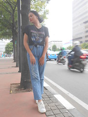DSCN8838 (Avisheena) Tags: avisheena model tumblr girl hello world outfit photograph
