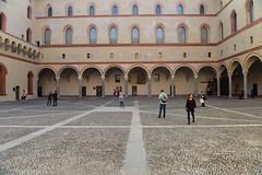 Castello Sforzesco, Milano, Italy, 20 October 2018 064 (tango-) Tags: milano italia italien italie italy