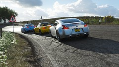Mazda & Honda & Nissan (ivan_92) Tags: screenshots game vidoegame racing road car sportscar mazda rx8 honda s2000 cr nissan 370z forzahorizon4 fortuneisland pc 4k japan