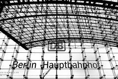 True or false? (petermüller21) Tags: berlin 2017 station bw