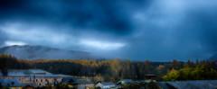 Primeras nieblas desde mi ventana (Gabriel Fr) Tags: paisaje nieblas otoño sanmigueldelasdueñas bierzo gabrielfdez