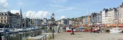 Panorama - Honfleur, Normandie, France - 0299 (rivai56) Tags: honfleur normandie france port voyage panorama du