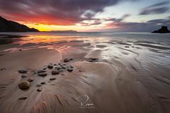 Praia Campelo - Valdoviño (albertoleiras) Tags: praiacampelo sunset puestadesol galicia acoruña canon1740f4l canon6d valdoviño
