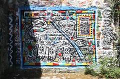 Graff: parking Kerfautras à Brest (08/07/2018) (EricFromPlab) Tags: graff graffiti tag tags street art urban wall mural streetart bretagne finistère breizh brittany brest