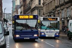 Darts of '05 (398/McGill's 3) (BU05 HFK/B4465) (Strathclyder) Tags: west coast motors westcoastmotors wcm glasgow citybus dennis dart slf plaxton mini pointer mpd bu05 hfk bu05hfk 40501 mcgills greenock sf05 lft sf05lft b4465 union street scotland scotstoun southstreet travellondon dp31 abellio london 8031 scotrail abellioscotrail stationlink glasgowcitybus gcb barrhead coakleys motherwell alexander adl
