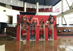 Entertainment, Assassination Nation, Costume and Prop Display