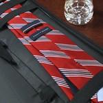 Striped tie. thumbnail