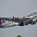 Qatar Airways A7-APJ Airbus A380-841 cn/254 @ EGLL / LHR 27-05-2018