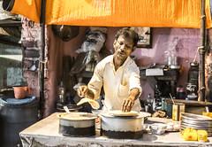 Chappati (rob of rochdale) Tags: kolkata food eat sell india bengal cook