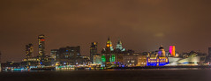 Waterfront (Tony Shertila) Tags: birkenhead england liverpool boat britain colours dazzleboat europe fireworks liverbuilding merseyside night river rivermersey riveroflight sky wirral ©2018tonysherratt unitedkingdom 20181104190024birkenheadrivermerseyfireworkslr