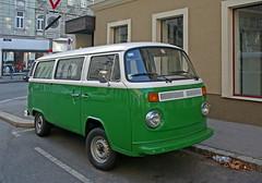 Sleepy Eyes (Wolfgang Bazer) Tags: vwbus schlafaugenvwbus vw t2 bulli microbus minibus hippie bus van volkswagen type 2 wien vienna österreich austria