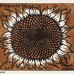 November Sunflower (1917) by JJulie de Graag (1877-1924). Original from the Rijks Museum. Digitally enhanced by rawpixel. thumbnail