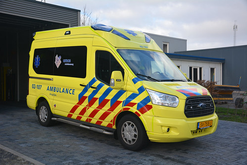 visser ambulance