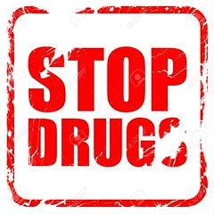stop drugs, red rubber stamp with grunge edges (wajadoon) Tags: stamp drugs stop addiction addict danger smoke drug heroin concept habit forbidden cocaine dead cigarette medicine death warning injection illegal nicotine life cancer tobacco risk dangerous quit toxic healthy horror no caution plant alcohol marijuana opium toxin red rubber isolated isolation white grunge grungy