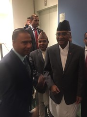 """Nepal SHER BAHADUR DEUBA, Prime Minister of Nepal - Copy • <a style=""""font-size:0.8em;"""" href=""""http://www.flickr.com/photos/146657603@N04/46516689931/"""" target=""""_blank"""">View on Flickr</a>"""