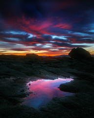Cabo de Cruz (Noel F.) Tags: sony a7rii ii fe 24105 cabo de cruz barbanza mencer sunrise ria arousa galiza galicia