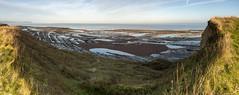 _19A4813-Pano (stuleeds) Tags: coast kilkebeach kilvebeach leefilter somerset sunrise