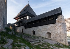CELJE CASTLE (paveldobrovsky) Tags: 2018 ancient antique architectural architecture attraction building castle celje courtyard destination europe exterior fortification fortress historic history keep landscape majestic medieval old outdoor palace past slovenia slovenian slovenija slovinsko stone tourism tourist tower travel wall walls