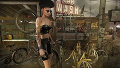 BIKER (tralala.loordes) Tags: junaartistictattoo junaartistictattooblogger junablogger tralalaloordes tralala tra tattoo ink flickrblogging flickrart secondlife sl slblogging virtualphotography virtualreality vr postapocalypse postapocalyptic photoshop portrait photoopsim pixels mesh meshcreations maitreya storiesco soy rideco wsc ionic thor laneshippe monkeyworks bs nutmeg virtualdecay bike biker spectrumevent junaartistictattoosophia {letituier}cubahair soyabandonedmemorys thebrokenbicycle
