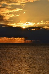 Aberystwyth sunset (bethself241) Tags: aberystwyth sunset horizon wales