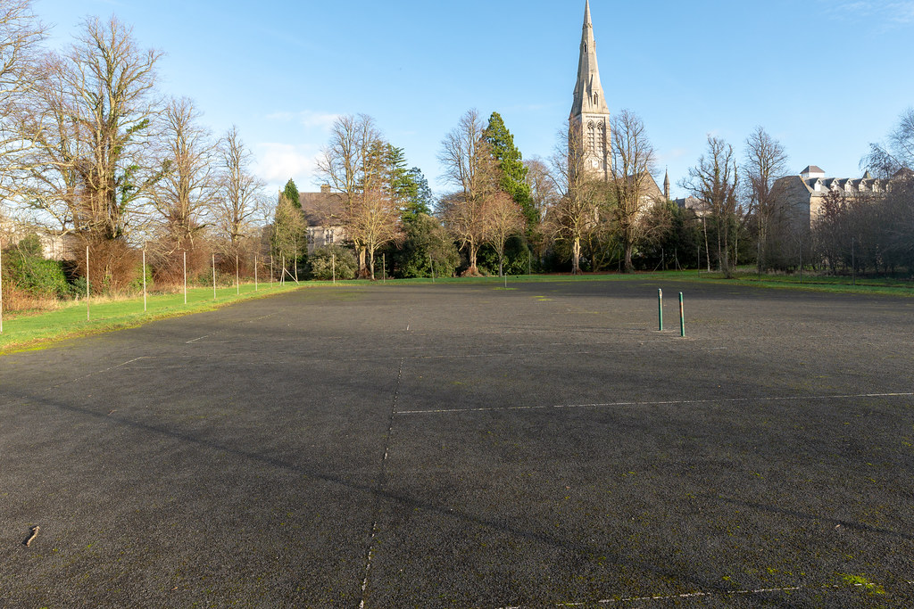 TODAY I VISITED ST. PATRICK'S COLLEGE IN MAYNOOTH [THE NATIONAL SEMINARY OF IRELAND]-147798