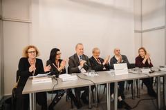 Incontro con Daniela Di Sora, Paola Passarelli, Romano Montroni, Zachar Prilepin e Anna Jampolskaja