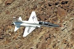 USAF T38 (Dafydd RJ Phillips) Tags: usaf t38 fast jet usa edwards afb death valley