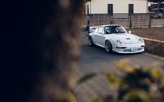 993 RSR. (Alex Penfold) Tags: porsche 993 911 rsr white supercars supercar super car cars autos alex penfold japan 2019