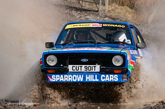 Mid Wales Stages - 6th March 2011 (Kilvy) Tags: cars motorsport rally sweetlambhafren
