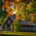 New Hampshire autumn afternoon thumbnail