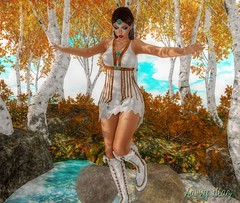 one two step (♥Savvy Quinn♥) Tags: truth truthvip pinkfuel catwa maitreya catwapowderpackchallenge 1313 1313mockingbirdlane fantasygachacarnival fantasygatchacarnival {nantra} theliaisoncollaborative brunette gacha gachas fall indian autumn newevent newitems newclothes newposes secondlife secondlifeblogging secondlifeevent secondlifefashion secondlifeevents eventsinsecondlife eventsinsl event events eventsinslfashion slevents