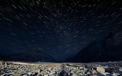 FA171493_average_12_average_6 E-M5ii 8mm iso800 f2 10s 0 (Mel Stephens) Tags: best strartrail live composite 20181017 201810 2018 q4 16x10 8x5 wide widescreen olympus mzuiko mft microfourthirds m43 8mm fisheye pro omd em5ii ii mirrorless night nighttime le long exposure svalbard nybyen spitsbergen spitzbergen astro astrophotography star stars sky trail trails startrail startrails landscape scape