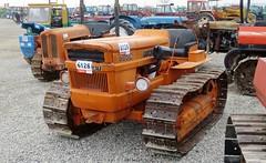 Fiat 605 C (samestorici) Tags: crawlertractor trattorecingolato 605c trattoredepoca oldtimertraktor tractorfarmvintage tracteurantique trattoristorici oldtractor veicolostorico