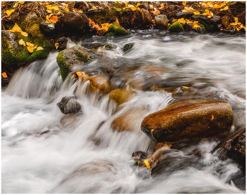 McGee Creek Cascade by Steve Ornberg - Class A Prints - Award - Nov 2018
