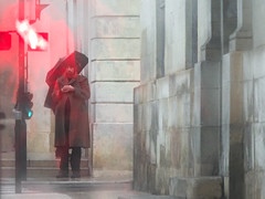 Magic umbrella (lesphotosdepatrick) Tags: