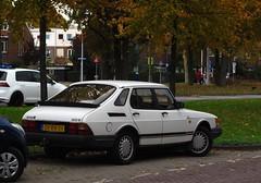 1993 Saab 900 S 2.0 (rvandermaar) Tags: 1993 saab 900 s 20 saab900 sidecode5 gvrn39