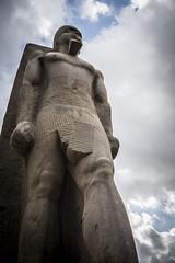 Ramsés II (Sergio Casal) Tags: aprobado exipto egipto egypt travel trip wanderlust africa luxor portrait giza cairo