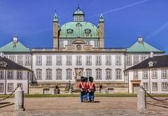 Fredensborg Castle. Copenhagen, Denmark (mtm2935) Tags: denmark copenhagen guards residence royal castle palace cruise