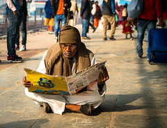 Who Needs Chairs? (Wits End Photography) Tags: mechanical people mechanism machine allahabad india objects street transportation vehicle train agra places streetphotography chain cog drive gear link machinery metal pavement road roadway route spoke wheel