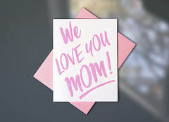 wlym1 (ddotcom12) Tags: skyofbluecards letterpressprinting letterpresscard dkdesignstudiophotography gift greeting mothers day