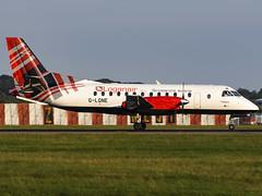 Loganair | Saab 340B | G-LGNE (MTV Aviation Photography) Tags: loganair saab 340b glgne saab340b londonstansted stansted stn egss canon canon7d canon7dmkii