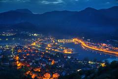 Visegrad Blues (hapulcu) Tags: bosnaihercegovina bih bosna bosnia drina herbst hercegovina višegrad automne autumn autunno otoño toamna