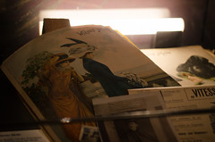 Südbahnmuseum, 01.11.2018 (wanda.w) Tags: magazin magazine wien vienna mode fashion wienermode old vintage retro antique antik antiik austria österreich museum südbahn südbahnmuseum mürzzuschlag cover illustration nikon nikond5100